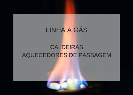 LINHA A GÁS